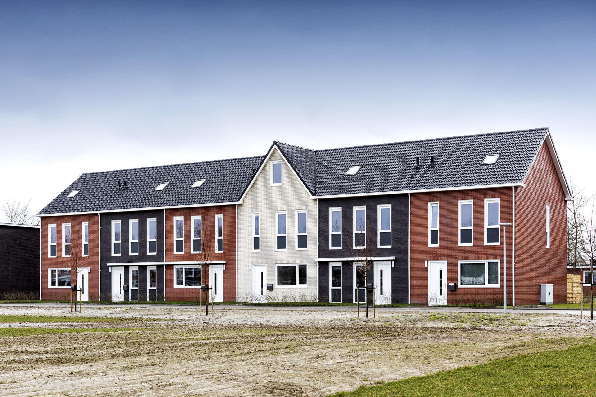 Wisselwoningen in Appingedam