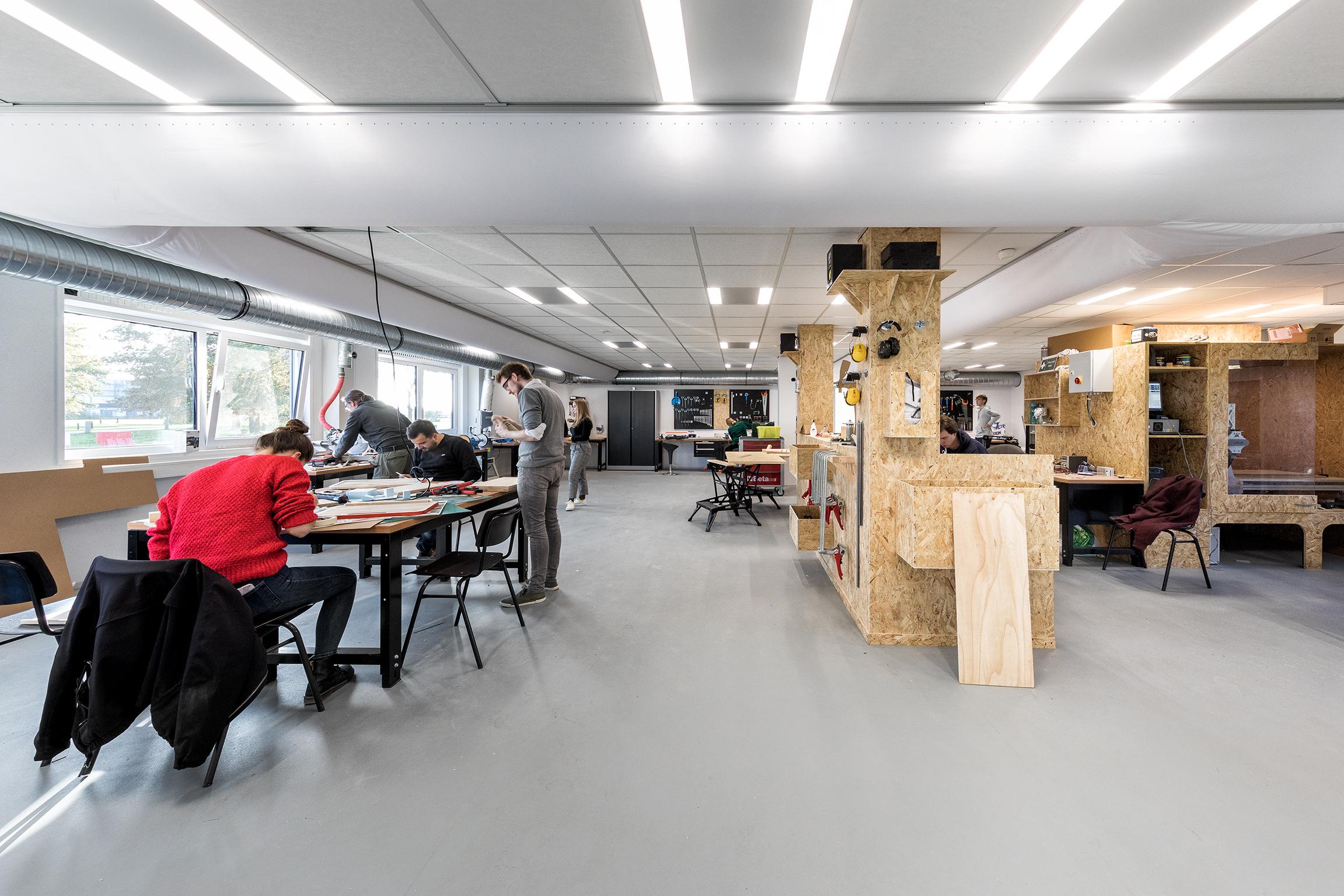 Duurzame en unieke school